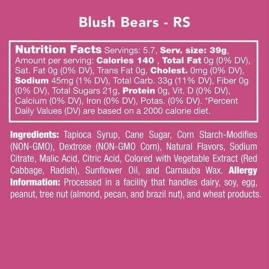 Blush Bears