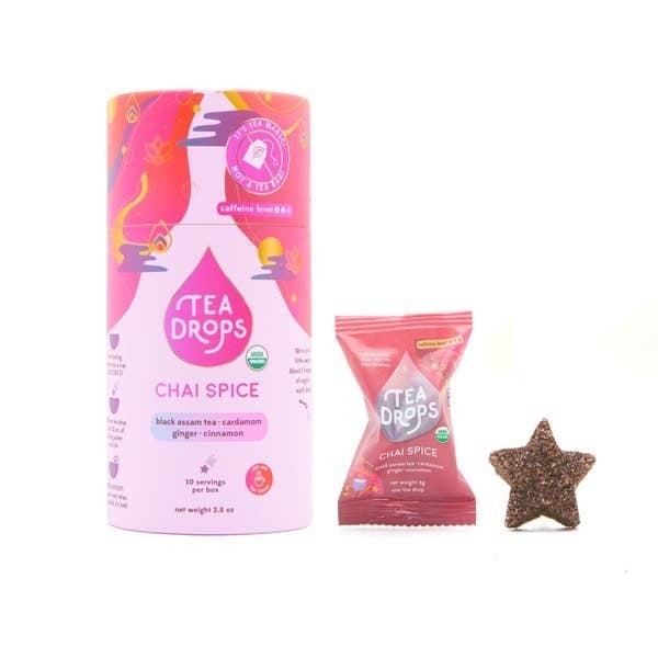 Chai Spice Tea Drops