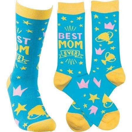 Best Mom Socks