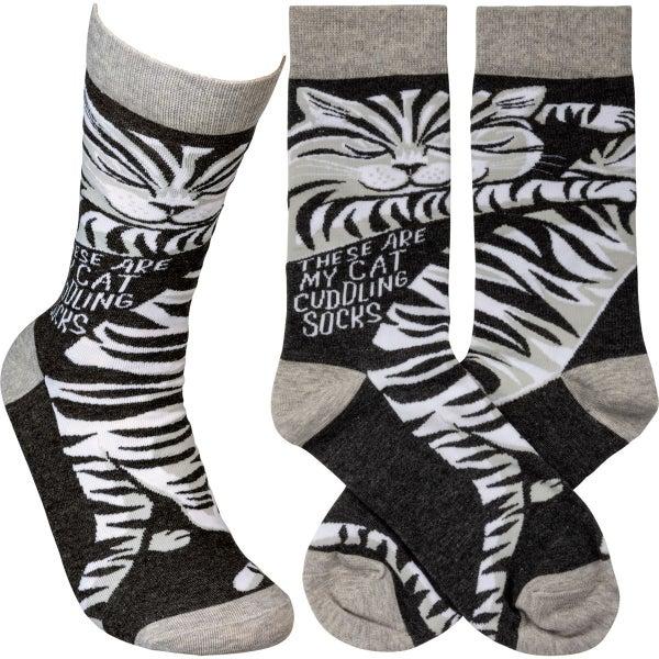 Cat Lady Socks
