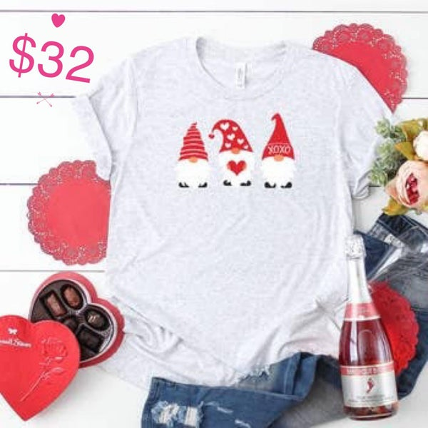 Gnome Heart Shirt