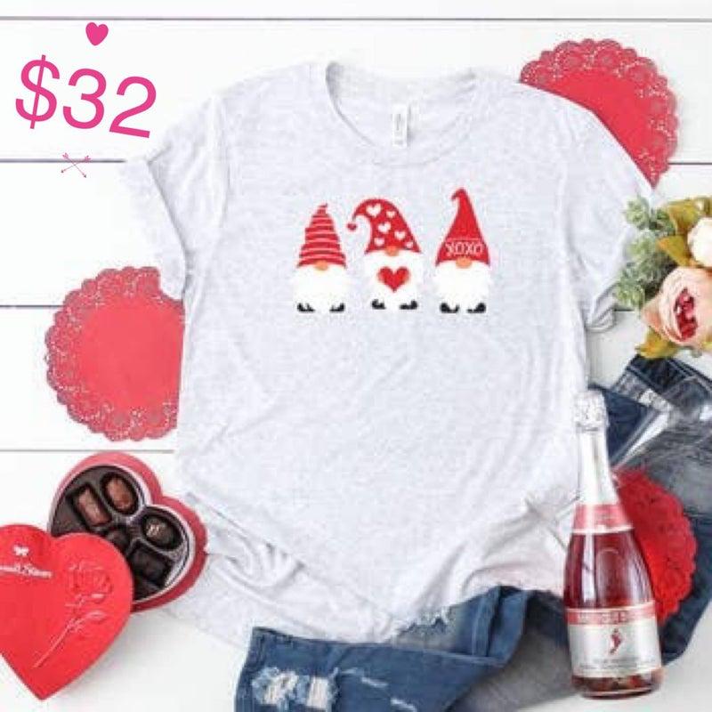 Gnome Heart Shirt