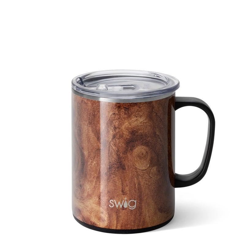 Black Walnut Mega Mug 24oz