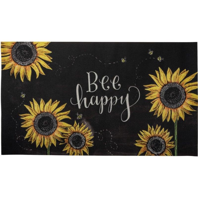 Bee Happy Rug