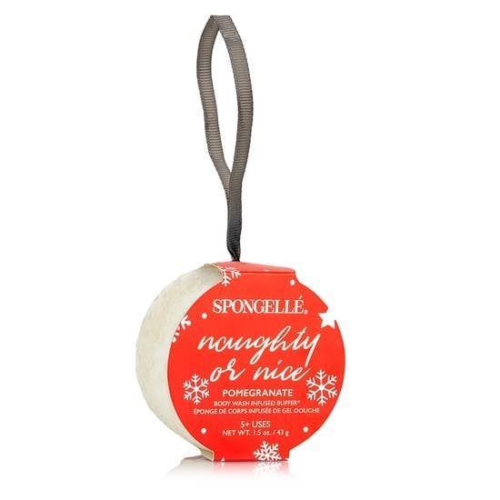 Holiday Sponge Ornament