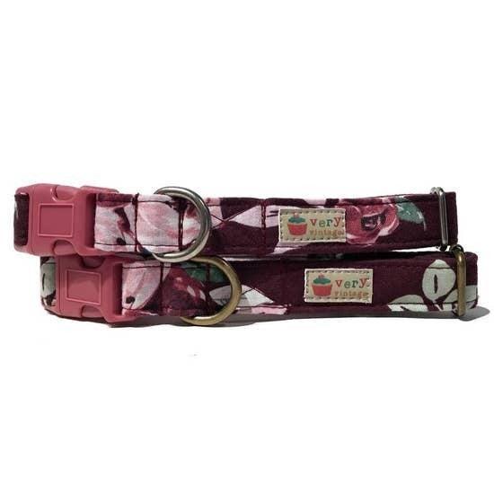 Gatsby Organic Cotton Pet Collar