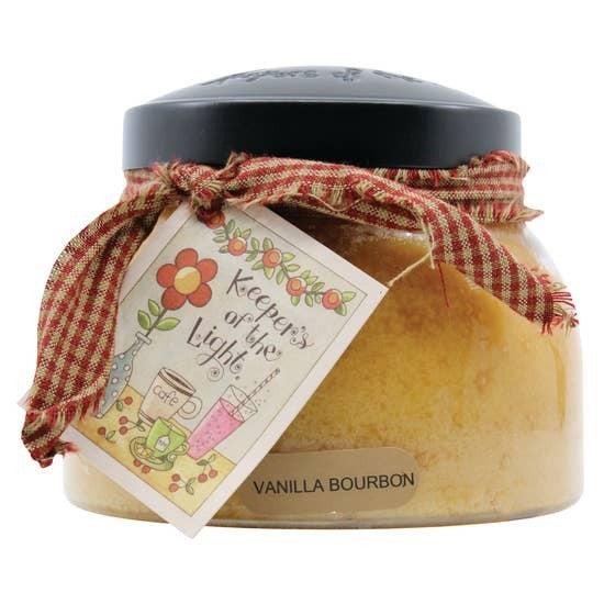 22oz Vanilla Bourbon Mama Jar