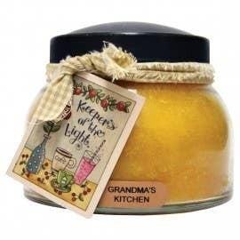 22oz Grandma's Kitchen Mama Jar
