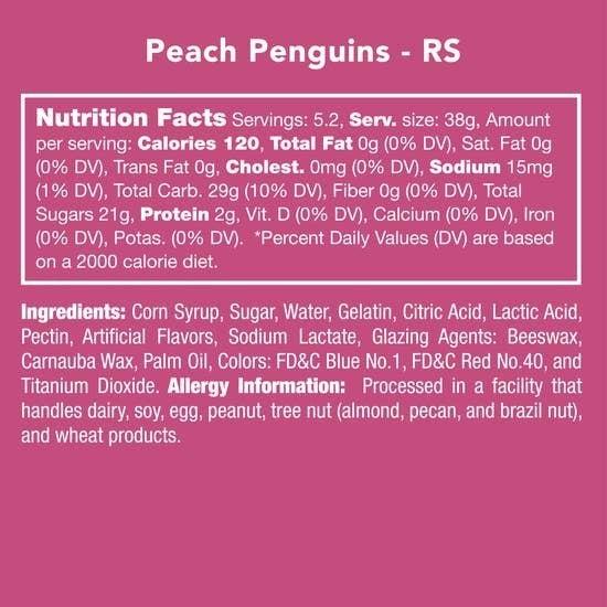 Peach Penguins