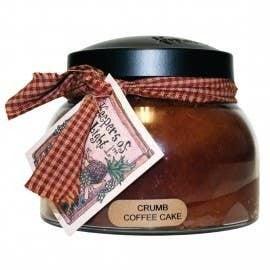 22oz Crumb Coffee Cake Mama Jar