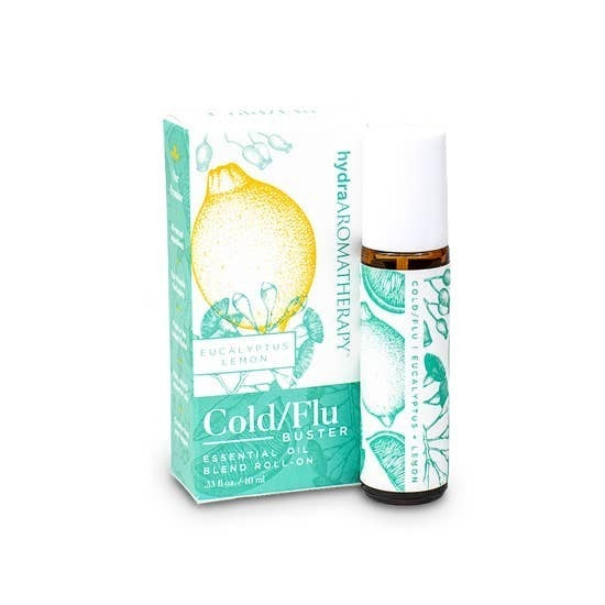 Cold and Flu Buster Essential Oil Roll-On