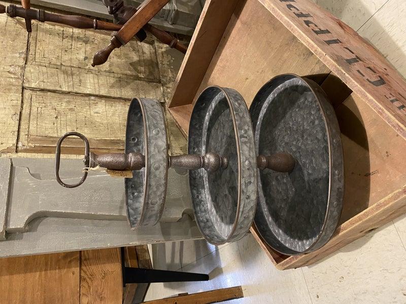 Metal Three Tiered Tray