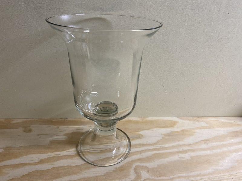 Large pedestal vase