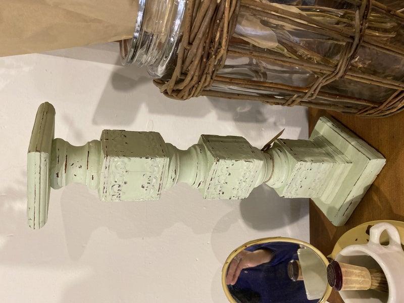 Mint candle stick