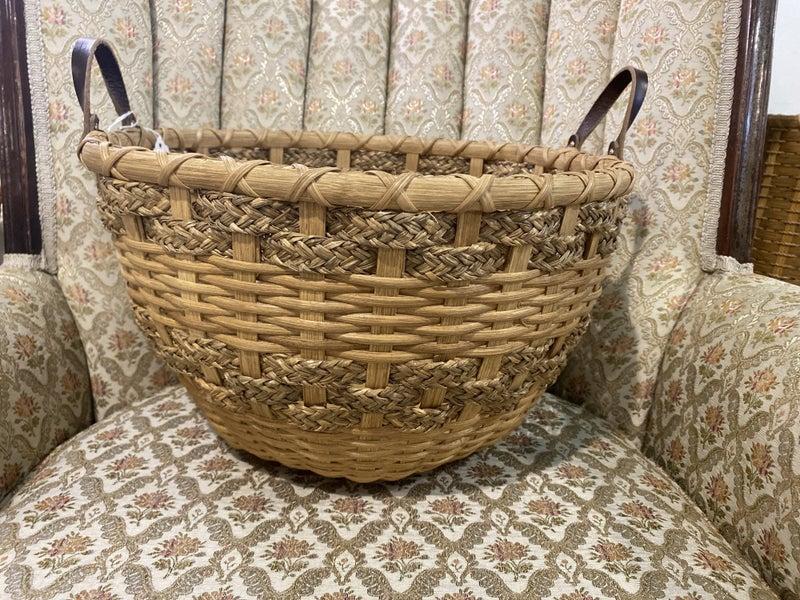Handcrafted Large Basket