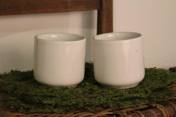 Vintage Stone-Ware Cup