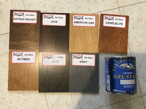 General Finishes Gel Stain Quart