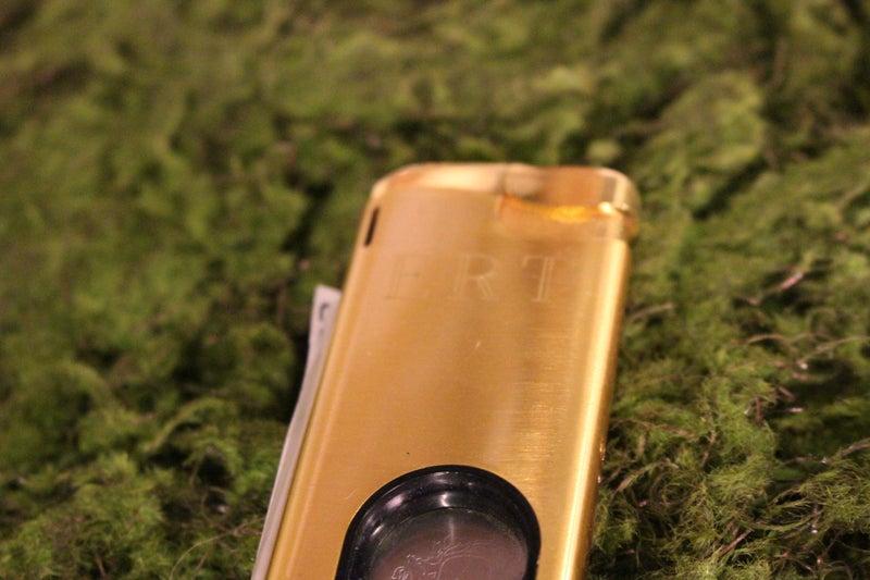 Vintage Colibri Lighter with Cigar Cutter