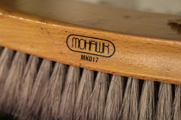 Vintage Mohawk Shoe Shine Brush