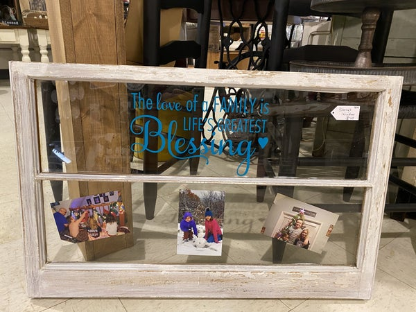 Blessings Window