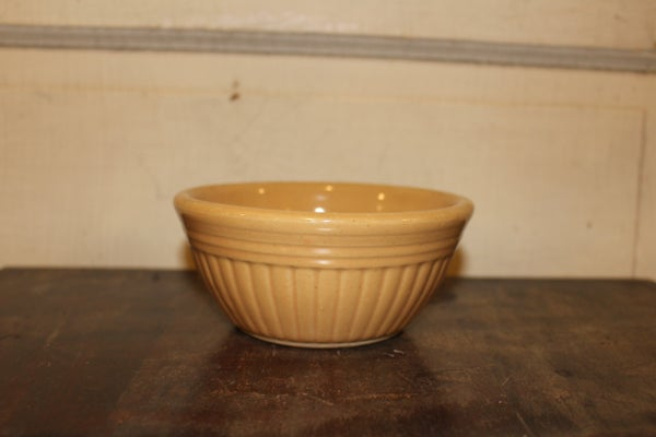 "5 1/4"" Yellow Ware Bowl"