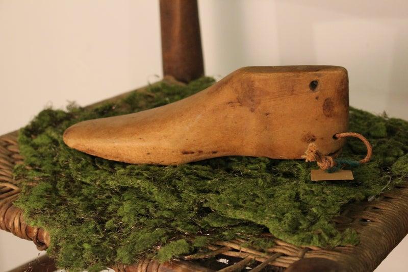 Antique Child's Shoe Mold