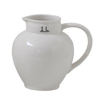 Ceramic Pitcher 1L