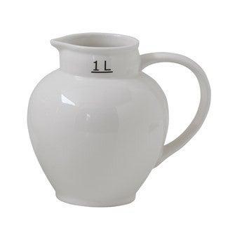 Ceramic Pitcher 1L