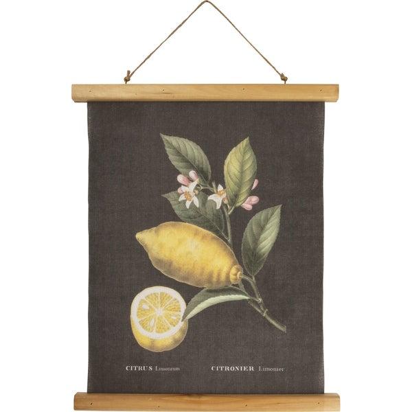 Lemon Wall Decor