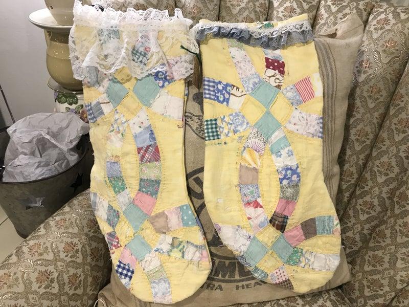 Quilt Stockings