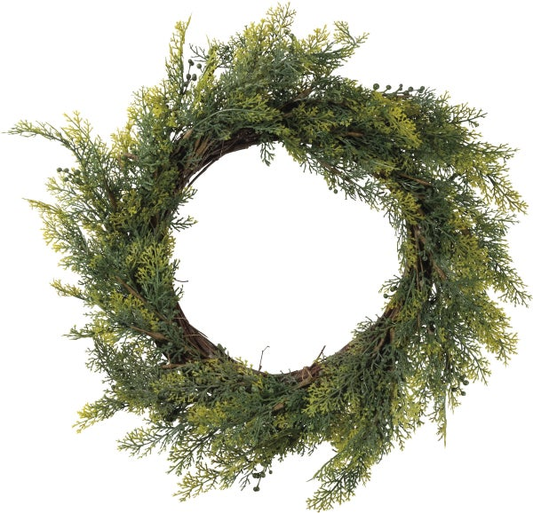 Yew Wreath