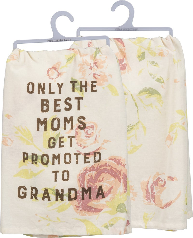 Grandma Dish Towel