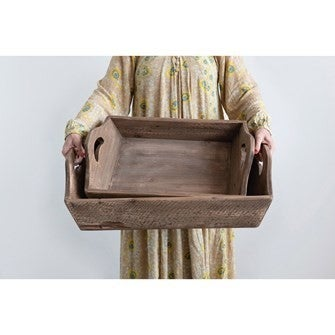 Decorative Wood Tray