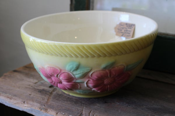 """Hull Sunglow 9.5"""" Bowl (Cracked)"""
