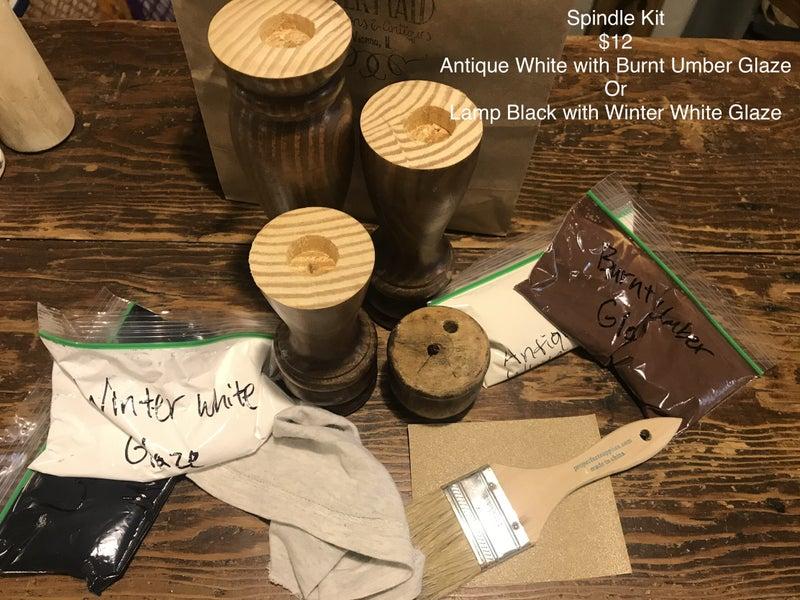 Take Home Spindle DIY Kit