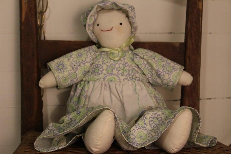 Large Pillowcase Doll