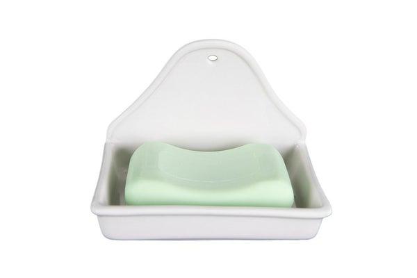 Stoneware Soap Dish