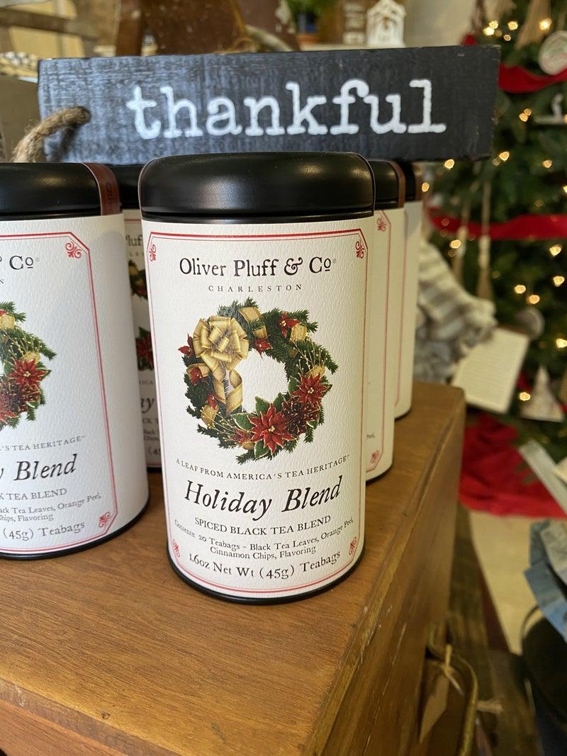 Holiday Blend Tea
