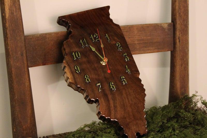 Illinois Clock