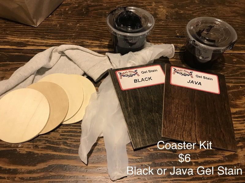 Coaster Take Home DIY Kit