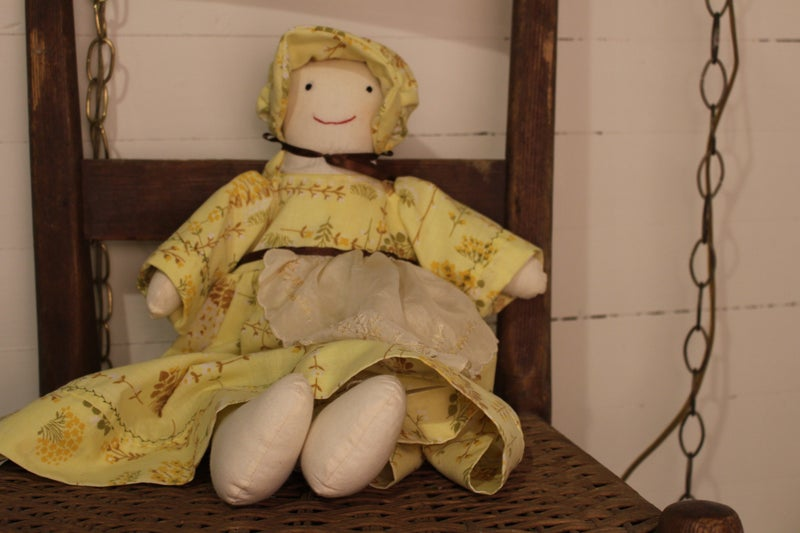 Large Pillowcase Doll