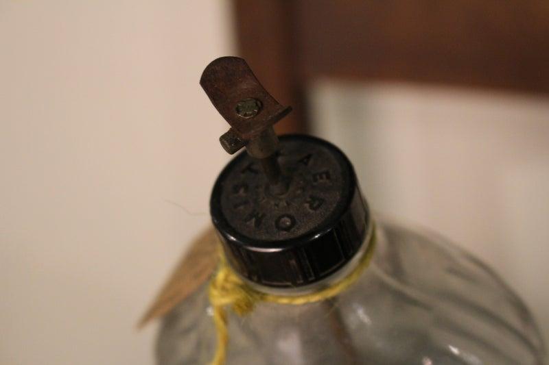 Vintage Aeromist Pump Glass Cleaner Bottle