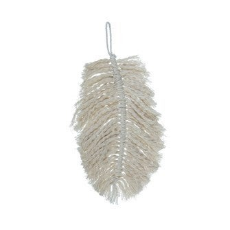 Cotton Hanging Feather