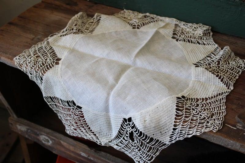 Linen Doily