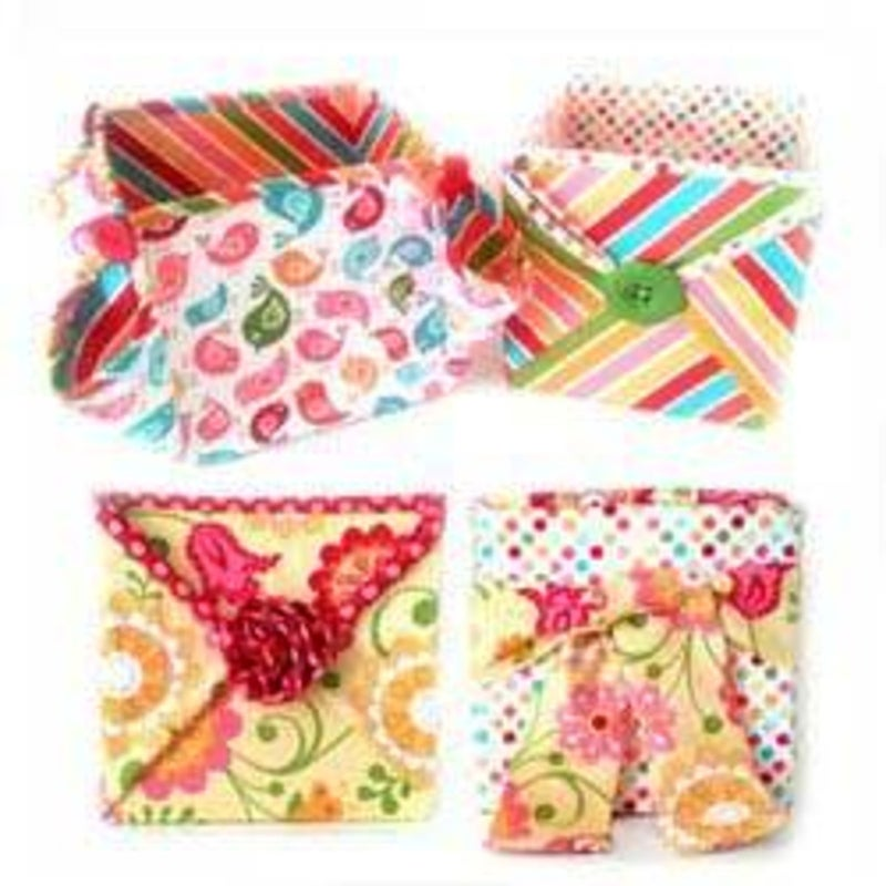Pattern:  Cubby Cubes *Final Sale*