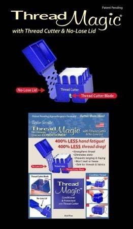 Thread Magic Square w/Cutter