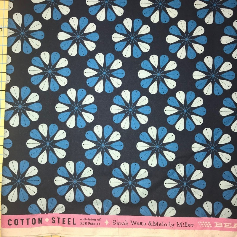 Cotton and Steel Beauty Shop (54 x 42)