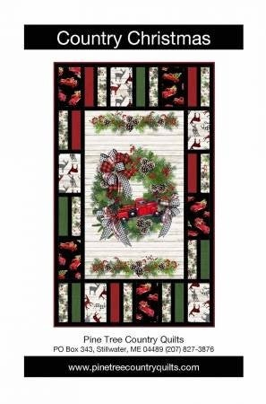 Pattern: Country Christmas *Final Sale*