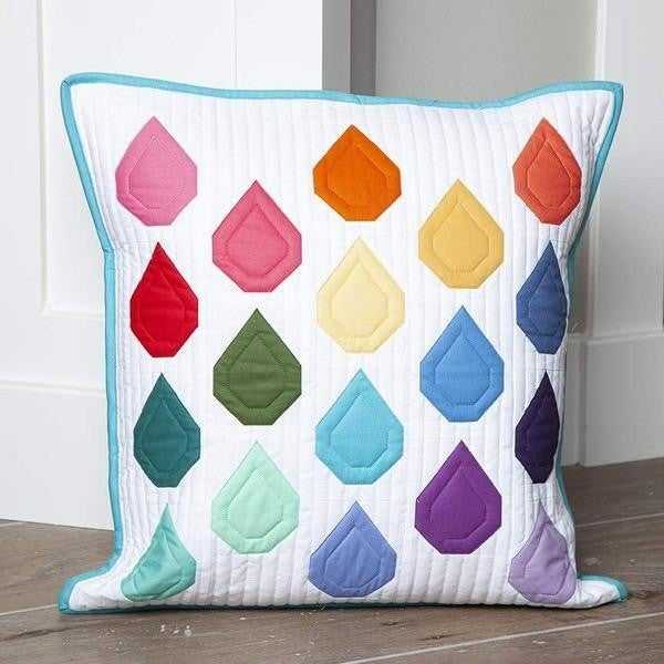 Kit:  Riley Blake April Pillow