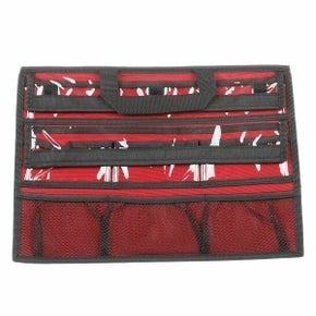 Tool and Embellishment Holder Red